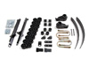"Fat Bob's Garage, Zone Offroad Part #C1355, Chevrolet/GMC Colorado/Canyon 3.5"" Combo Lift Kit 2WD/4WD 2004-2012"