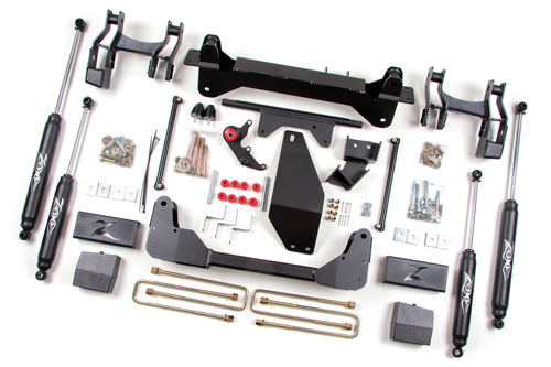 "Fat Bob's Garage, Zone Offroad Part #C14, Chevrolet/GMC 1/2 Ton 3/4 Ton 6"" IFS System 1988-1998"