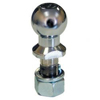 Fat Bob's Garage, Inventive Hitches Part #1802161, Chrome Trailer Ball