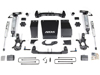"Chevrolet/GMC Silverado/Sierra 1500 4"" Coil-Over Suspension Lift Kit 4WD 2014-2018"