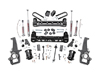 "Dodge Ram 1500 6"" Suspension Lift 2WD 2006-2008"