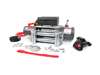 Fat Bob's Garage, Rough Country Part #RS9500, 9500LB Electric Winch W/Steel Cable