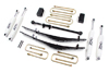 "Ford Excursion 4WD 4"" Suspension System 2000-2005 Mini-Thumbnail"