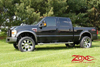 "Ford F250/F350 Super Duty 4WD 1"" Leveling Kit 2005-2015 Mini-Thumbnail"