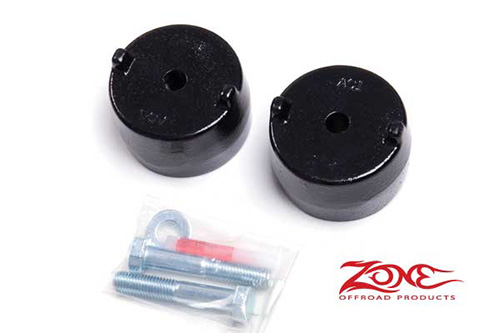 "Fat Bob's Garage, Zone Offroad Part #F1101, Ford F250/F350 Super Duty 4WD 1"" Leveling Kit 2005-2010"