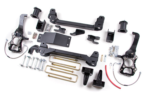 "Fat Bob's Garage, Zone Offroad Part #F7, Ford F150 6"" Suspension System 2004-2008"