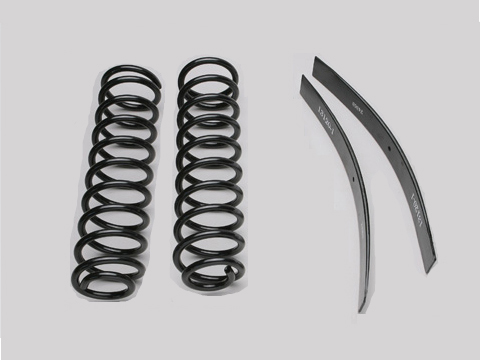"Jeep Cherokee XJ 2"" Lift Kit 1984-2001"