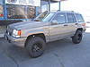 "Jeep Grand Cherokee ZJ 3"" Suspension Lift Kit w/ Performance 8000 Series Shocks 1992-1998 Mini-Thumbnail"