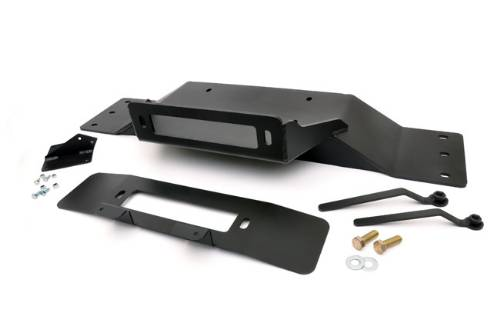 Fat Bob's Garage, Rough Country Part #1010, Ford F150 Hidden Winch Mounting Plate 2009-2013