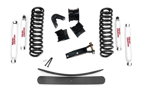 "Fat Bob's Garage, Rough Country Part #400-70-76H, Ford F100/F150 2.5"" Suspension Lift Kit 4WD 1970-1976"