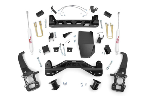 "Ford F150 4"" Suspension Lift 4WD 2004-2008"