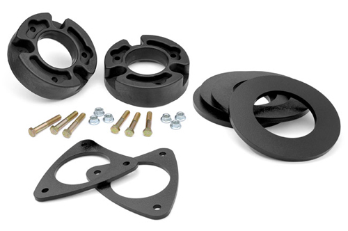"Fat Bob's Garage, Rough Country Part #585, Ford Expedition 2.5"" Leveling Kit 2WD/4WD 2003-2013"