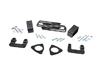 "Fat Bob's Garage, Rough Country Part #1305, Chevy/GMC 1500 Pickup 2.5"" Suspension Lift Kit 2007-2013 2WD/4WD"