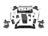 "Chevrolet/GMC Silverado/Sierra 1500 7"" Suspension Lift Kit 4WD 2014-2017"