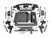 "Fat Bob's Garage, Rough Country Part #276.2, Chevrolet Pickup/Tahoe/Suburban 4wd 6"" Suspension Lift Kit 4WD 1992-1998"
