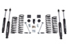 "Jeep Wrangler JK 3"" Suspension System 2007-2017"