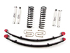"Fat Bob's Garage, Zone Offroad Part #J21, Jeep Cherokee XJ 3"" Suspension Lift Kit 1984-2001"
