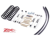 "Fat Bob's Garage, Zone Offroad Part #J6, Jeep Cherokee XJ 3"" Lift Kit 1984-2001"
