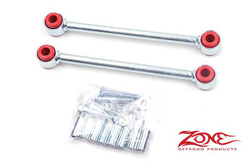 "Fat Bob's Garage, Zone Offroad Part #J5200, Jeep TJ Wrangler Rear Sway Bar Link for 2-3"" Lift 1997-2006"