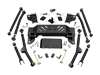 Fat Bob's Garage, Rough Country Part #90500U, Jeep ZJ Grand Cherokee Long Arm Upgrade Kit 1993-1998