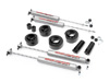 "Fat Bob's Garage, Rough Country Part #685.2, Jeep Grand Cherokee ZJ 1.5"" Lift Kit 1993-1998"