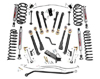 "Fat Bob's Garage, Rough Country Part #66222, Jeep Wrangler TJ/LJ 6"" X-Series Suspension Lift 1997-2006"