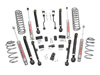 "Fat Bob's Garage, Rough Country Part #688.2, Jeep ZJ Grand Cherokee 4"" Suspension Lift 1993-1998"