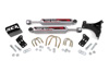 Fat Bob's Garage, Rough Country Part #87349, Jeep Wrangler JK Dual Steering Stabilizer 2007-2013