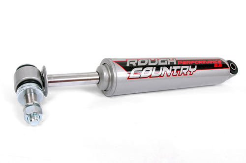 Fat Bob's Garage, Rough Country Part #PERF87317, Jeep Wrangler Performance 2.2 Series Steering Stabilizer 1987-2006