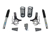 "Fat Bob's Garage, MaxTrac part #K882445B, Dodge Ram 1500 4.5"" Lift Kit, Bilstein Shocks 2WD 2009-2014"