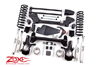 "Fat Bob's Garage, Zone Offroad Part #C7, Chevrolet/GMC 1500 6"" 4WD IFS Suspension System 2000-2006"