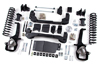 "Dodge Ram 1500 4WD 6"" IFS Suspension System 2009-2011 Mini-Thumbnail"