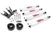 "Fat Bob's Garage, Rough Country Part #680.2, Jeep Cherokee 1.5"" Suspension Lift 1984-2001"