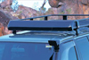 Fat Bob's Garage, ARB Part #3700310, Roof Rack Wind Deflector 49""