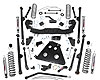 "Jeep JK Wrangler Unlimited 6"" Long Arm Suspension 2007-2011"