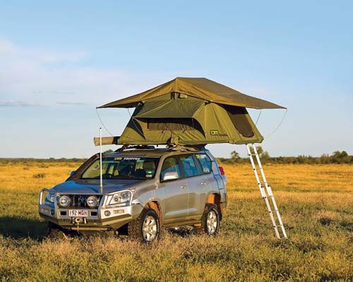 & TJM Roof Top Tents