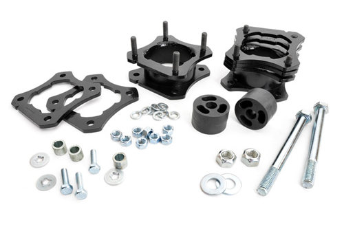 "Fat Bob's Garage, Rough Country Part #870, Toyota Tundra 3"" Leveling Kit 2007-2015"