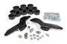 "Fat Bob's Garage, Zone Offroad, part #C9156, Chevrolet Avalanche 1.5"" Body Lift Kit 2WD/4WD 2007-2013"