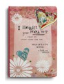 I Heart Your Heart Manifesto Magnet Gift Book SWATCH