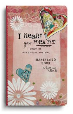 I Heart Your Heart Manifesto Magnet Gift Book