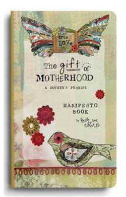 Motherhood Manifesto Magnet Gift Book THUMBNAIL