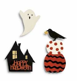 Happy Halloween Magnets