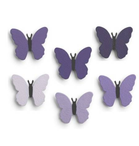 Butterfly Ombre Magnets