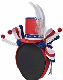 Stars and  Stripes Forever Headband