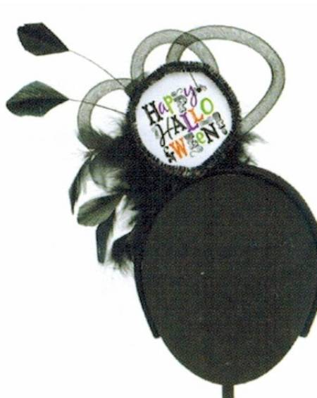 Happy Halloween Headband