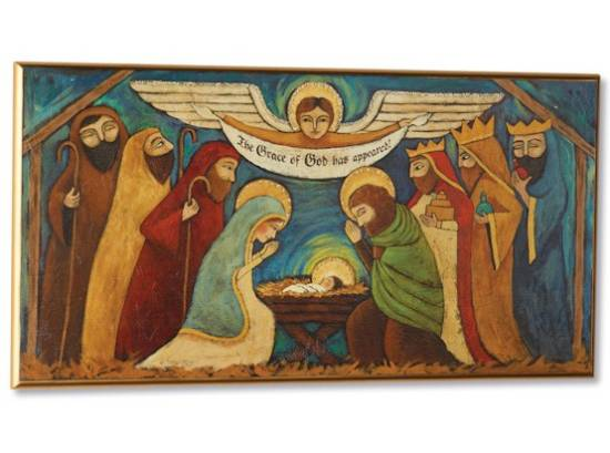 Nativity Wall Art
