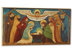 Nativity Wall Art THUMBNAIL