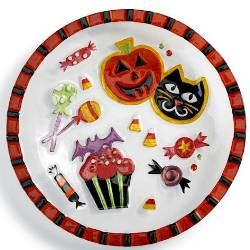 Halloween Treats Bowl
