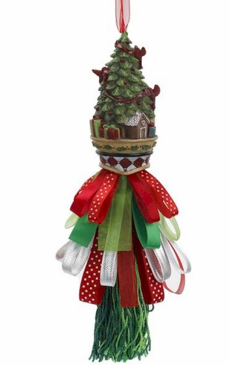 Christmas Tree Tassel