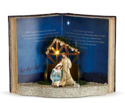 Storybook Nativity Scene